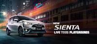 Toyota Sienta Surabaya