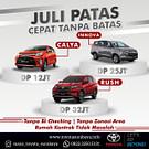Promo Patas Juli Maya Toyota Di Dealer Toyota Surabaya