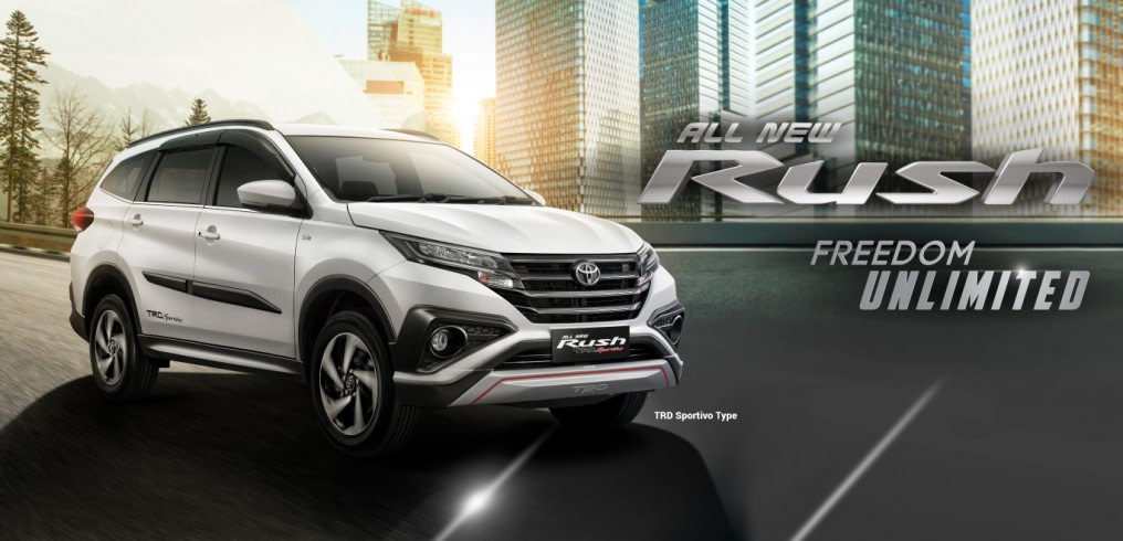 Spesifikasi Dan Harga New Rush Dealer Toyota Surabaya