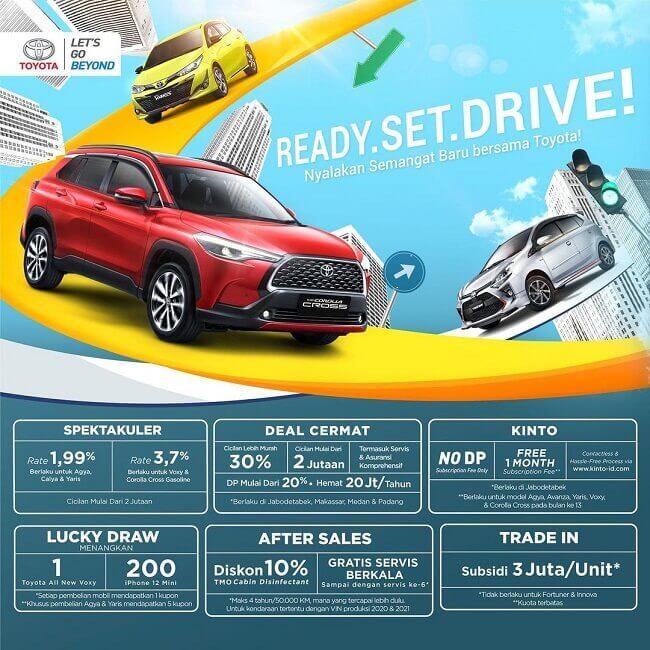 Promo Beli Toyota Banyak Untung Di Dealer Toyota Surabaya