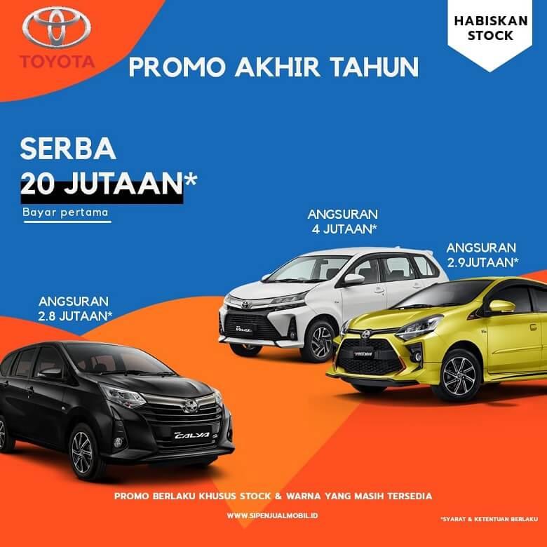Promo Spesial Akhir Tahun Dealer Toyota Solo Surabaya