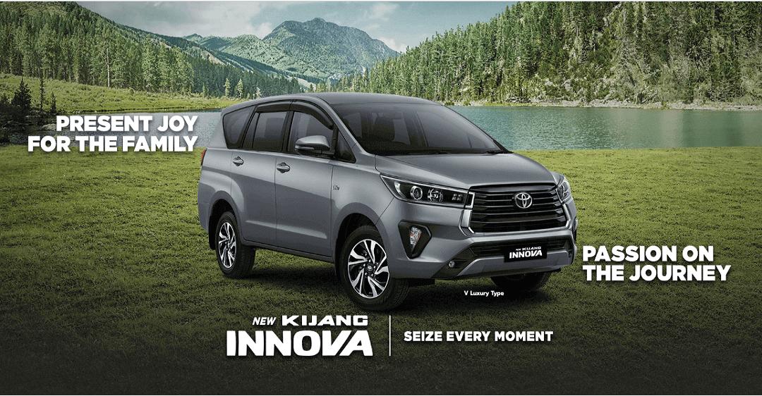 Spesifikasi Dan Harga Kijang Innova Dealer Toyota Surabaya