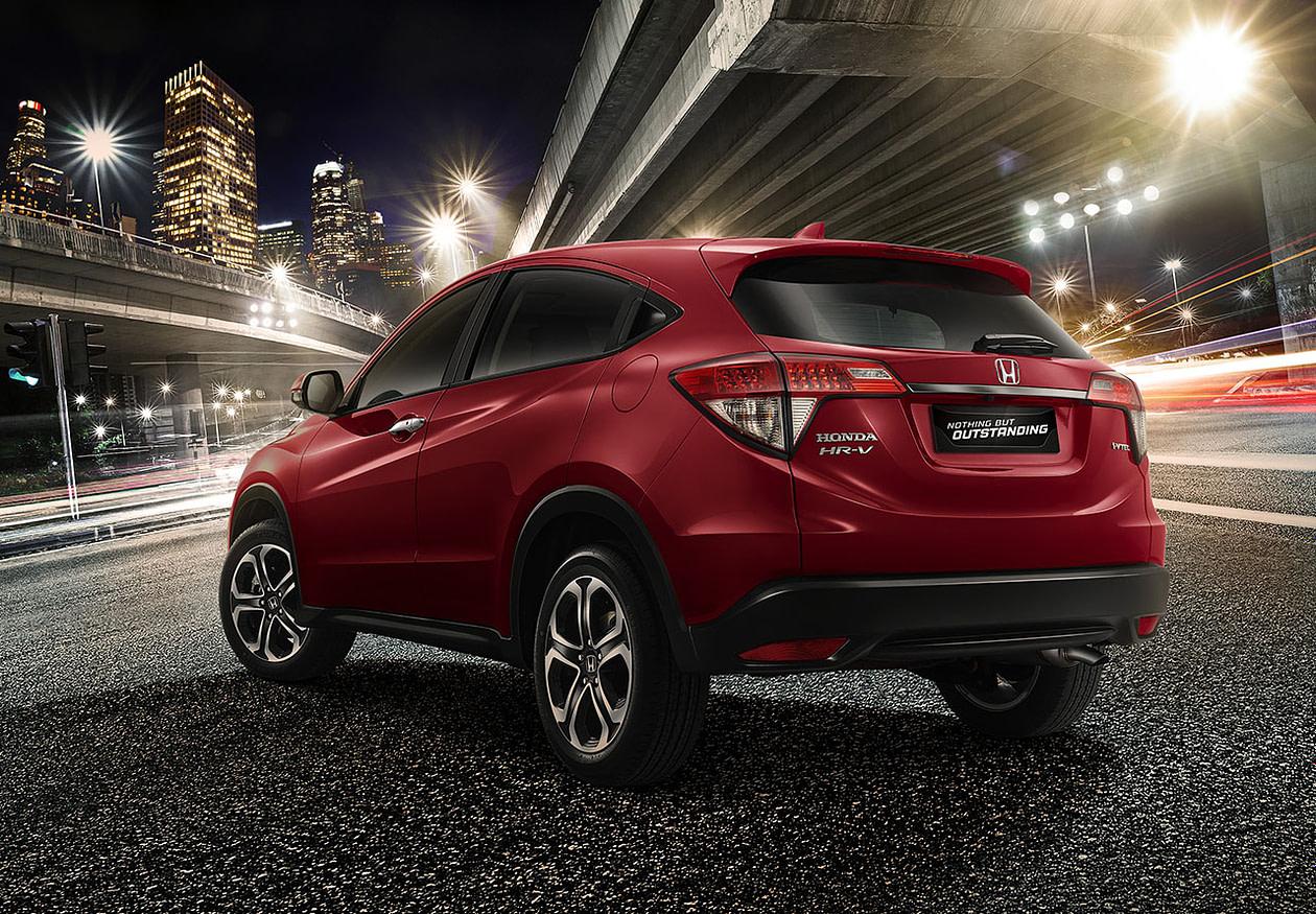 Spesifikasi Dan Harga Honda New HRV Jogja